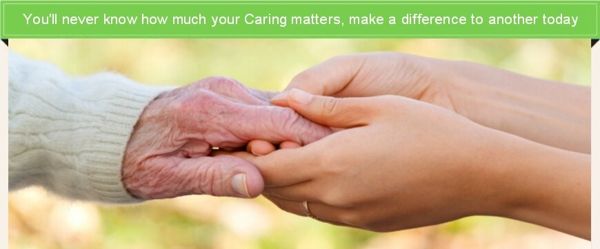 Elderly Care within homes in Medway and North Kent